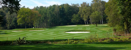 Golf course Barbora